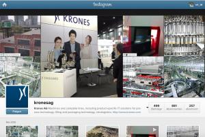 Instagram-Krones