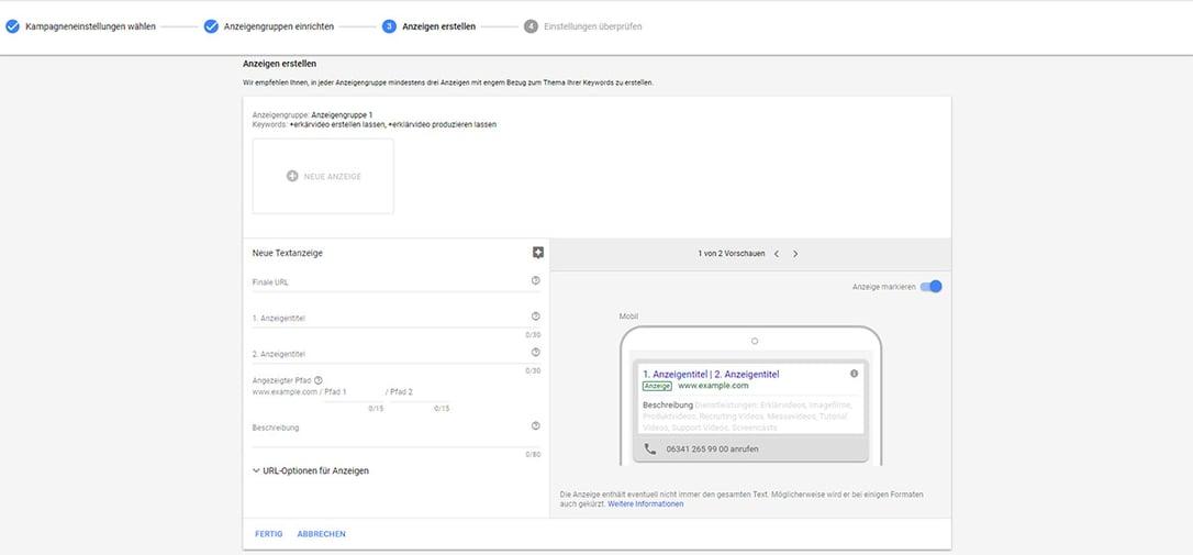 leadgenerierung_google-adwords_anzeige-erstellen