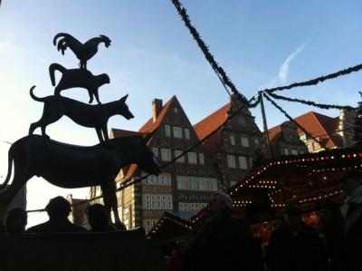 Storytelling Marketing - Geschichten erzählen wie Bremer Stadtmusikanten