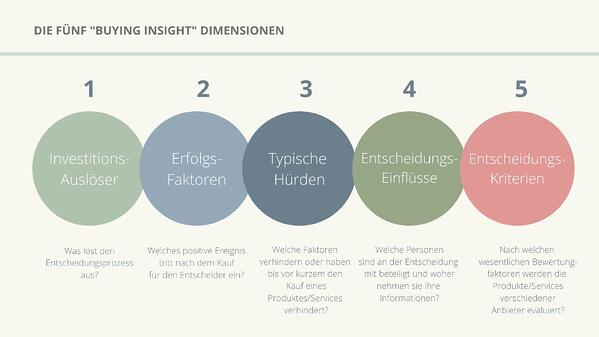 Buying Insight Dimensionen-1